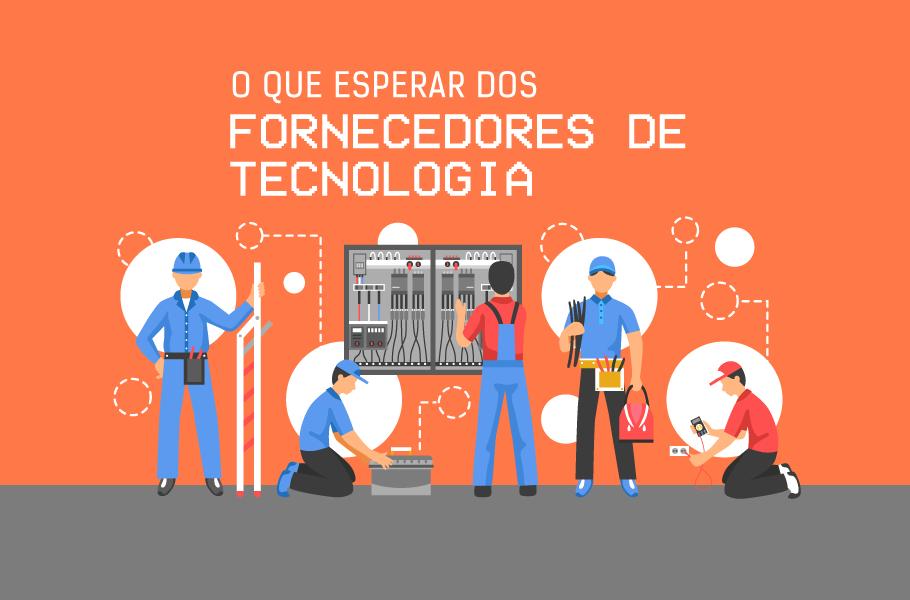 Fornecedores de Tecnologia
