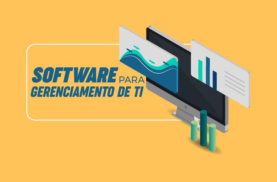 software de gerenciamento de TI