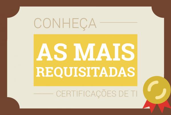 Certificações de TI mais requisitadas