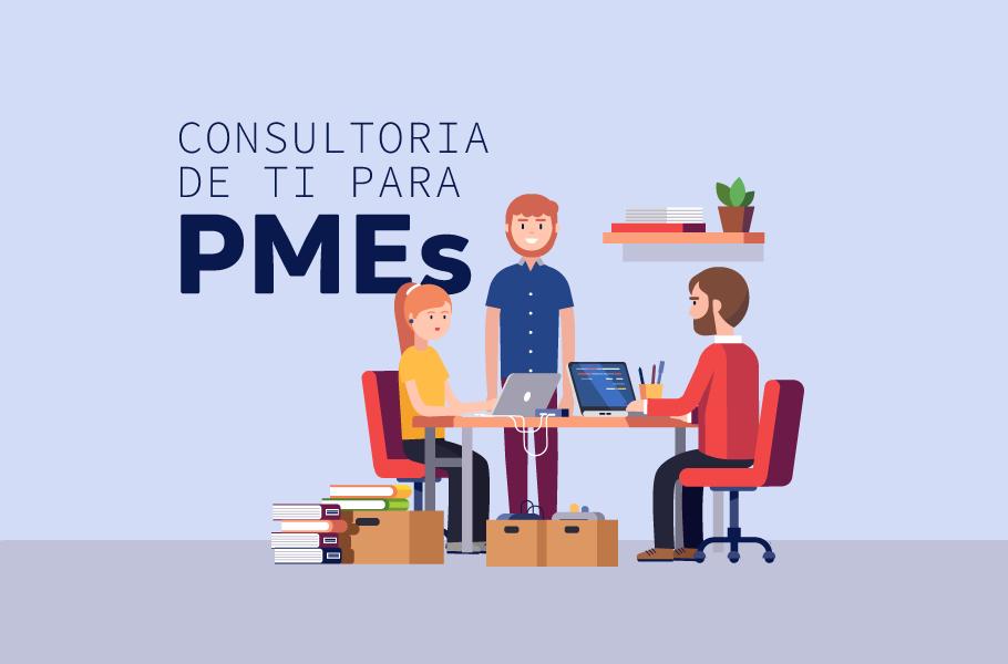 consultoria de TI para minha PME