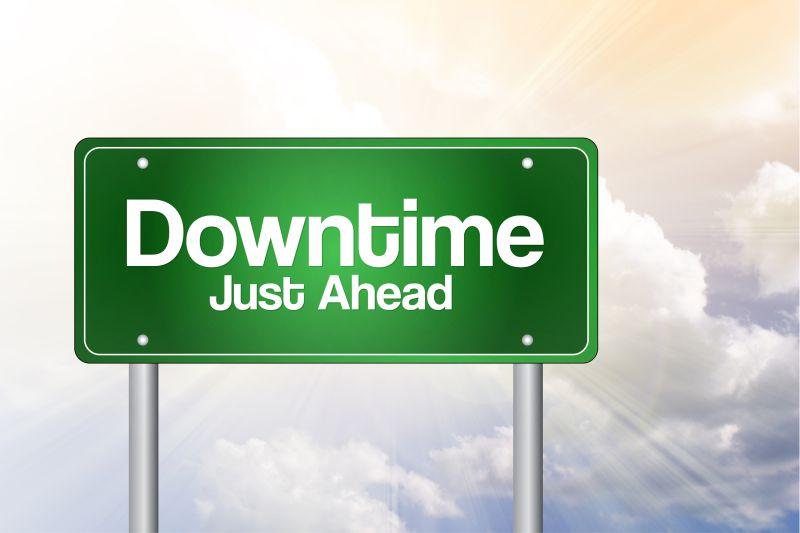 Downtime - Tempo de indisponibilidade