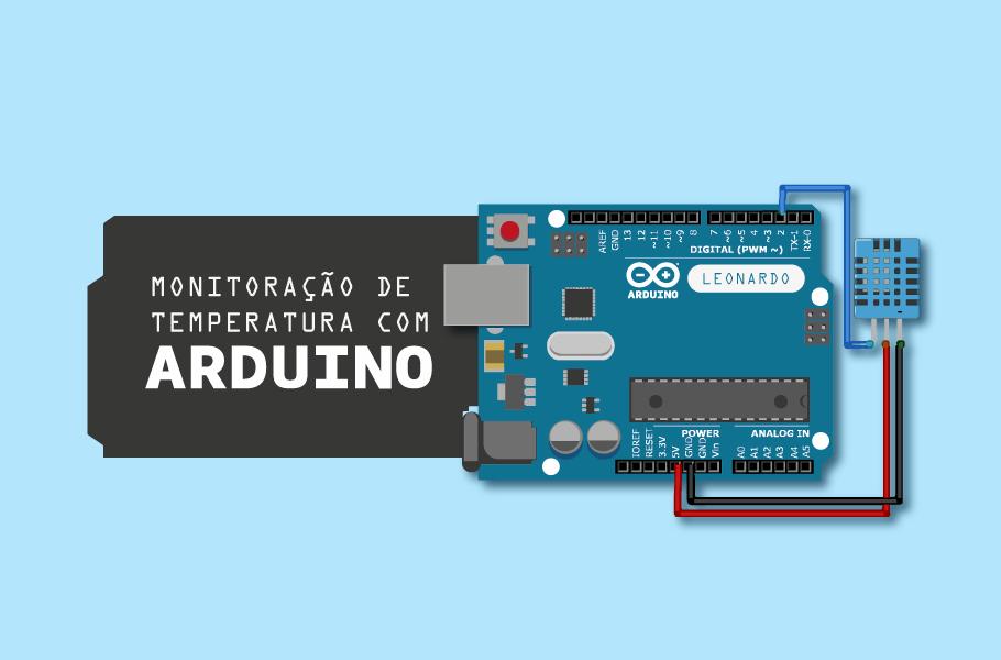 Monitoração de Temperatura com Arduino