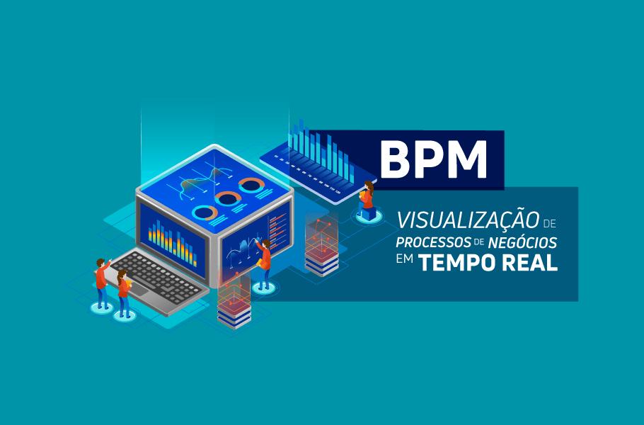 BPM - Ferramenta de Visualização de Processos de Negócios