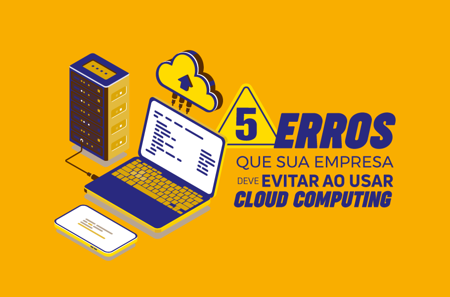 Principais Erros com Cloud computing