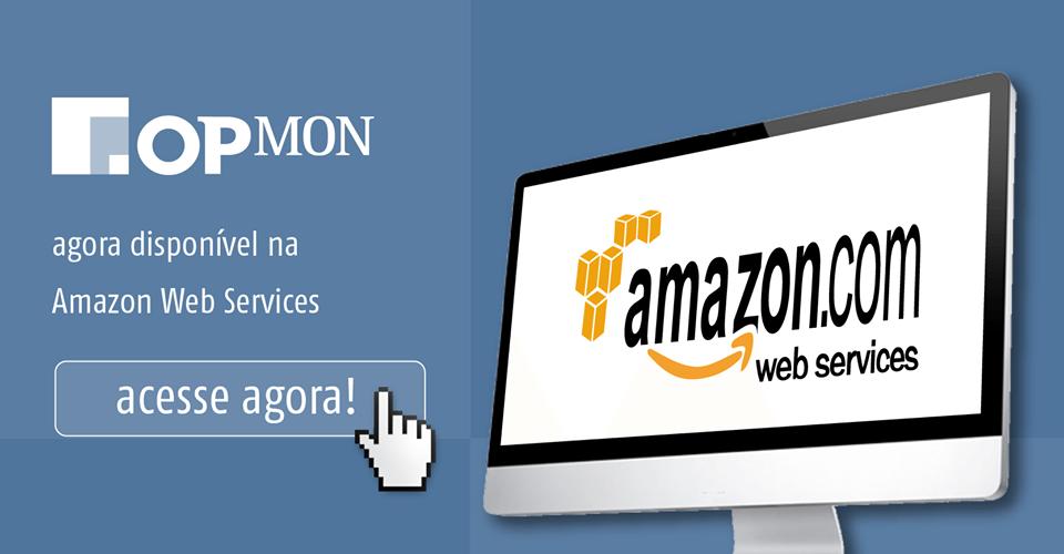 OpMon na Amazon