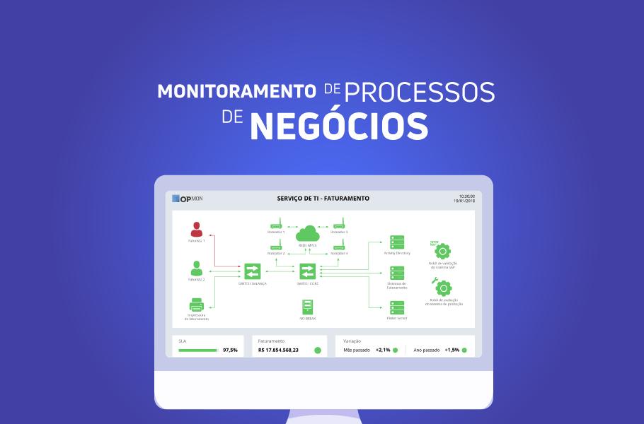 Monitoramento de Processos de Negócios