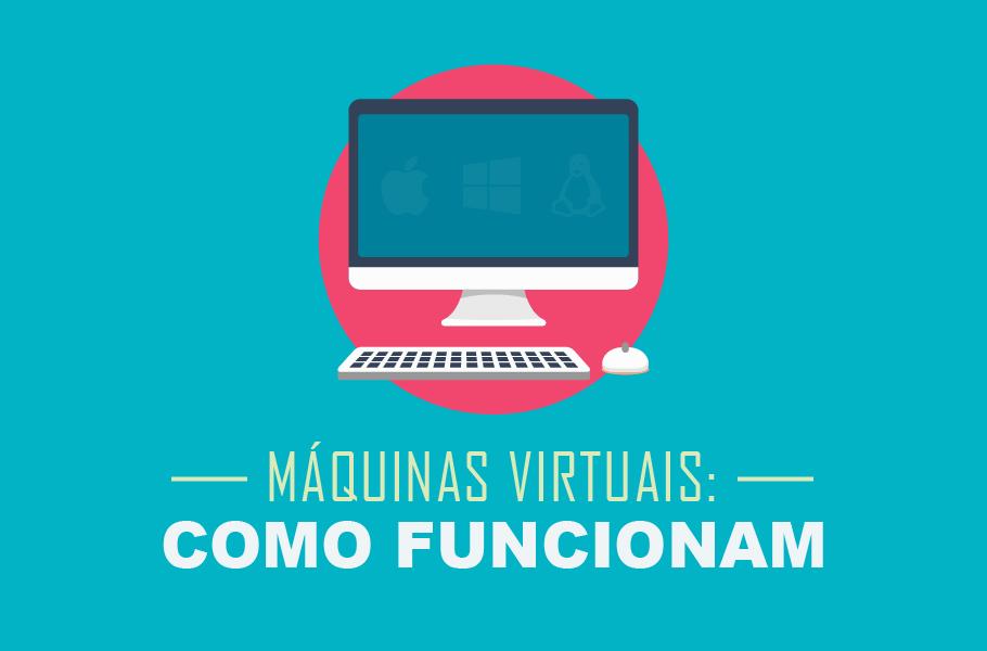 Maquinas Virtuais e Virtualização