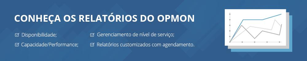 Relatórios do OpMon