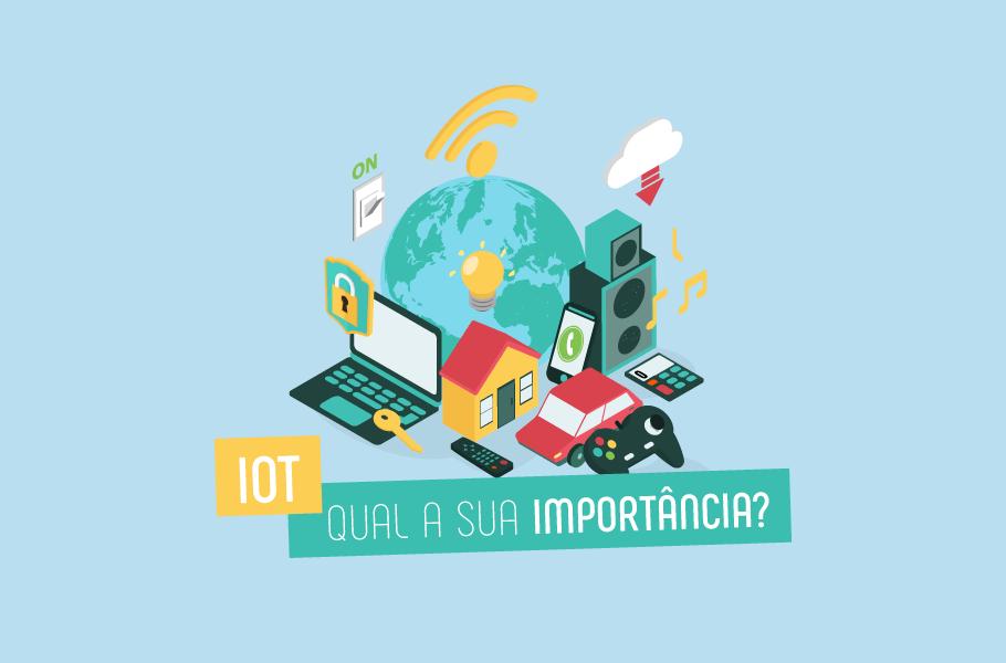 Monitoramento de Internet das Coisas IOT
