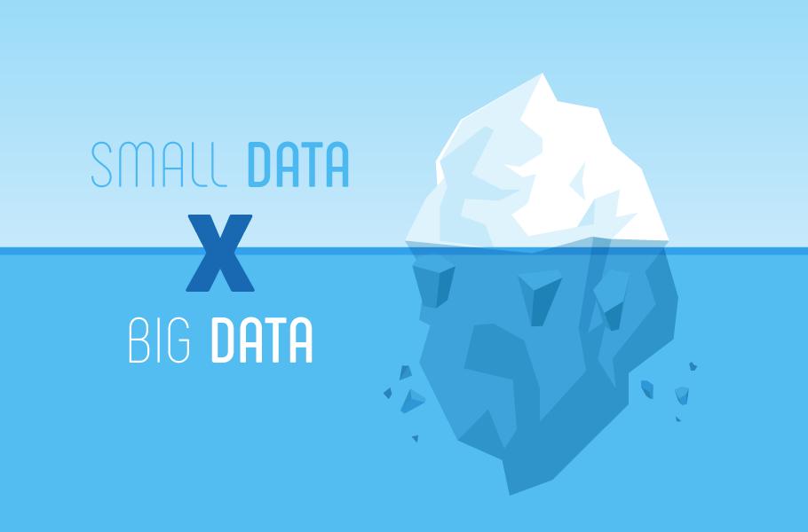 Diferenças entre Big Data e Small Data