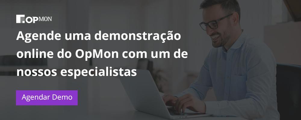 Demonstração Online | OpMon