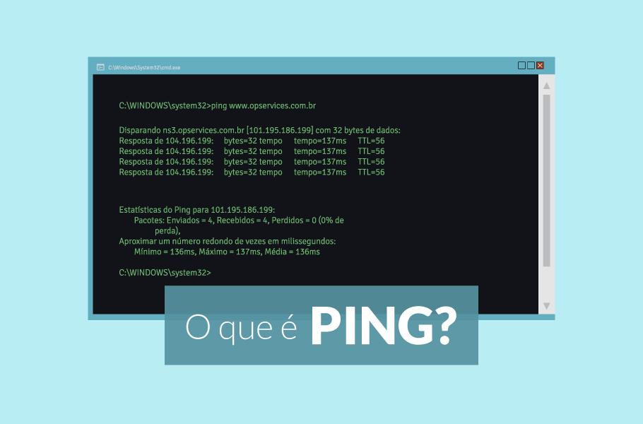 O que é PING?
