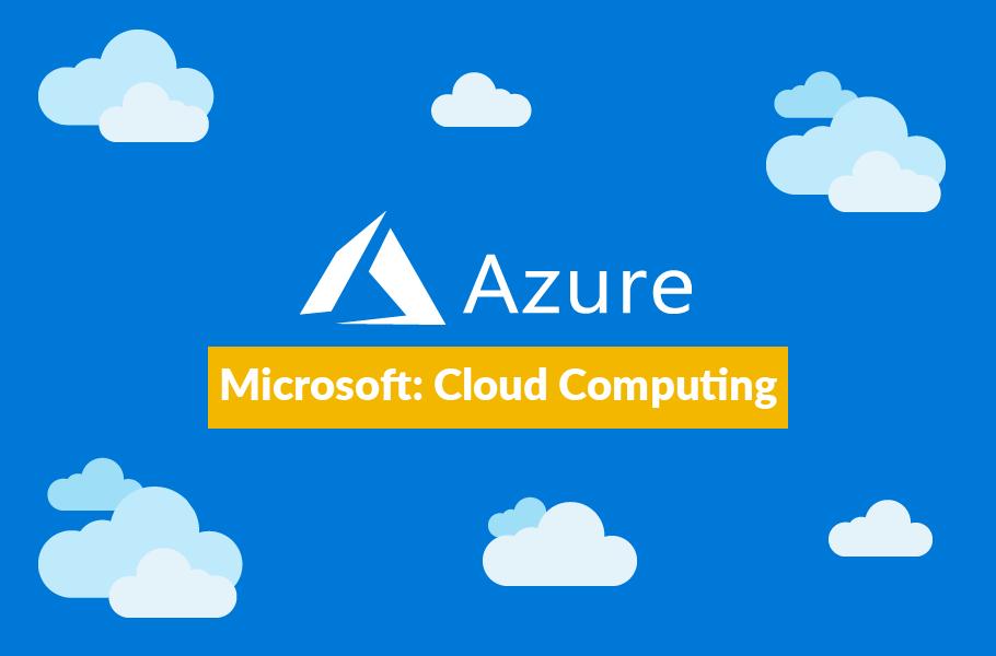 Azure - Plataforma de computação em nuvem microsoft