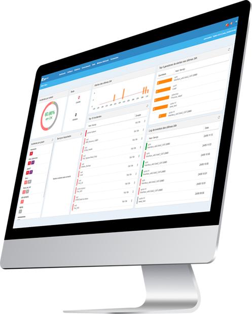 Gerenciamento de TI com o Software OpMon