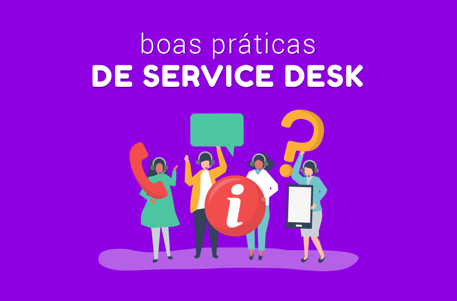 Boas práticas do service desk