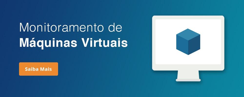 Banner monitoramento de virtualização