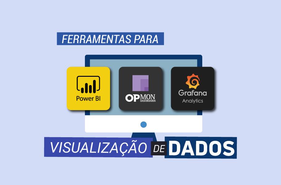 Principais ferramentas para visualização de dados