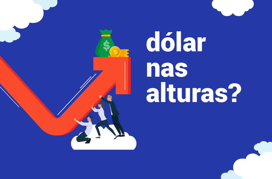 Software com custos de dólar