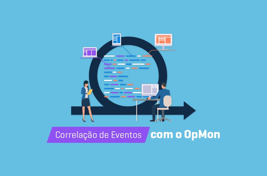 Correlação de eventos com o OpMon