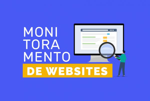 Monitoramento de Websites