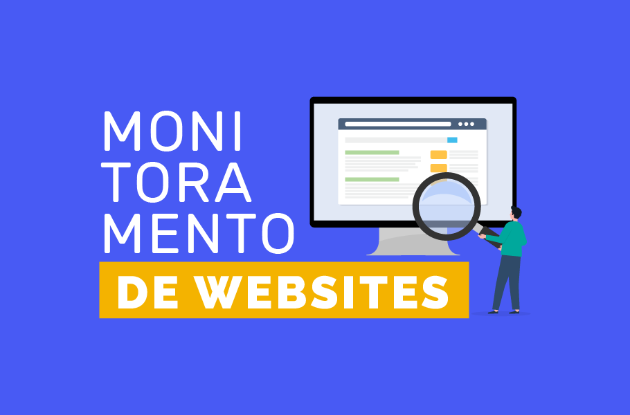 Monitoramento de Websites