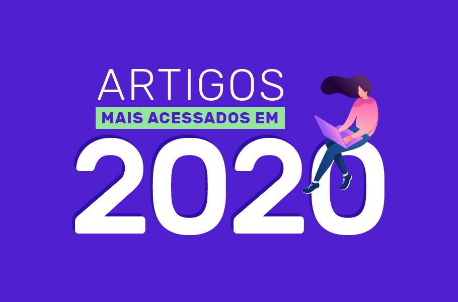Artigos mais acessados em 2020