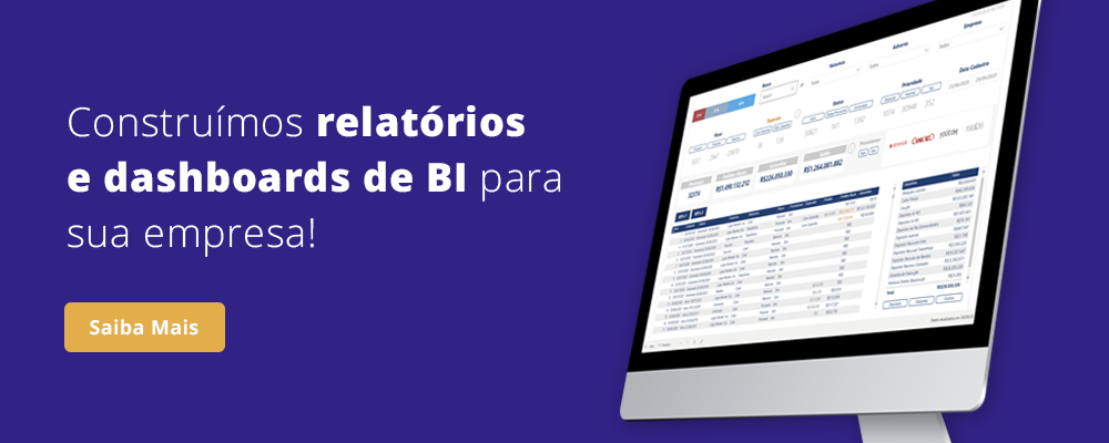 Implementação e Consultoria em Business Intelligence - BI